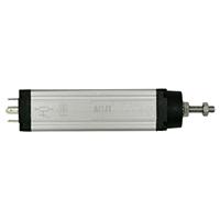 米朗MIRAN拉杆式直线位移传感器 注塑机拉杆电子尺电阻尺KTC-130mm