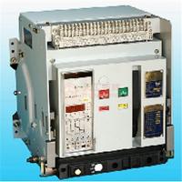 上海华通断路器ZW1-3200/4P抽屉式