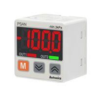 奥托尼克斯压力传感器PSAN-C01CPH-RC1/8数字显示压力传感器 功能齐全 小巧便捷 原装正品