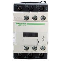 施耐德交流接触器LC1D32M7C 三极接触器1NO+1NC 一常开一常闭AC220V