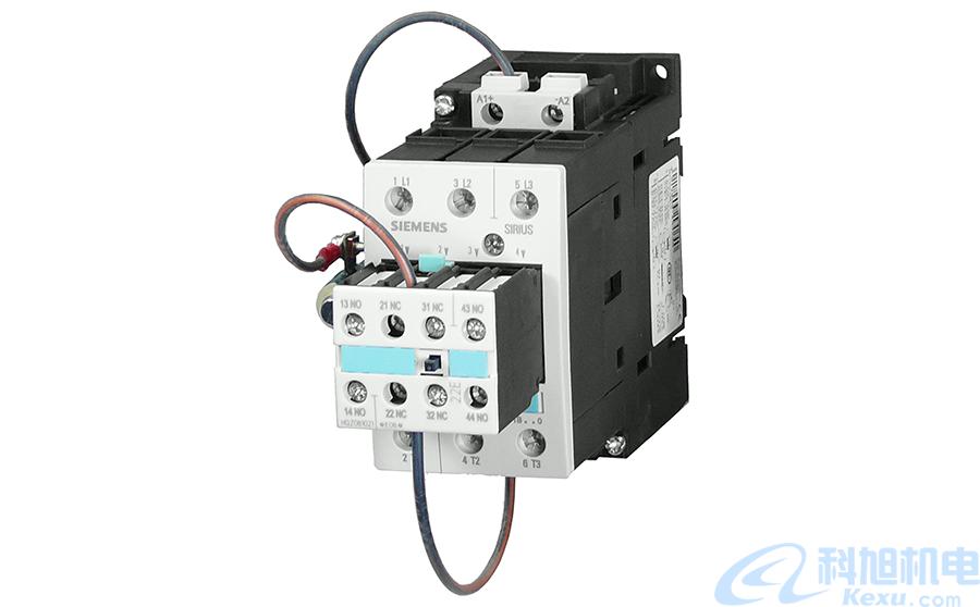 西门子接触器3RT1系列型号参数及应用电路图一