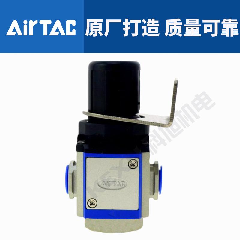 亚德客调压阀GR300-10 气压调节阀 进气减压阀 气源处理 原装正品 产品图片2
