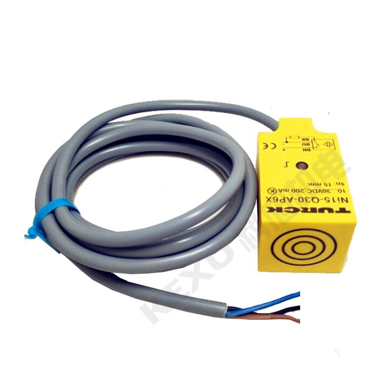 图尔克接近开关NI15-M30-AN6X接近传感器 自动化控制开关 原装正品 产品类型1