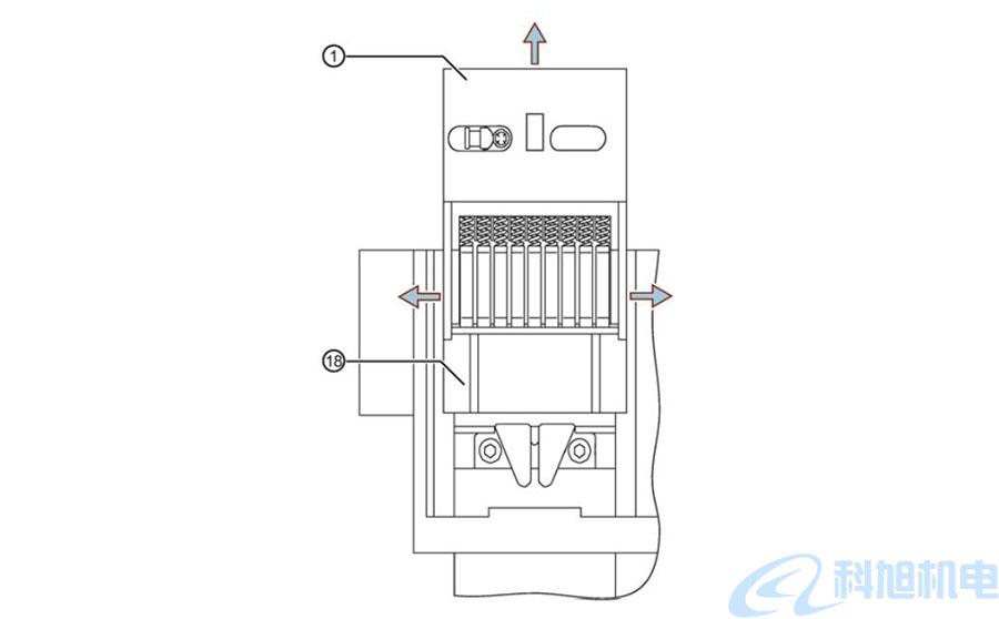 西门子断路器3WT更换导电回路维护五