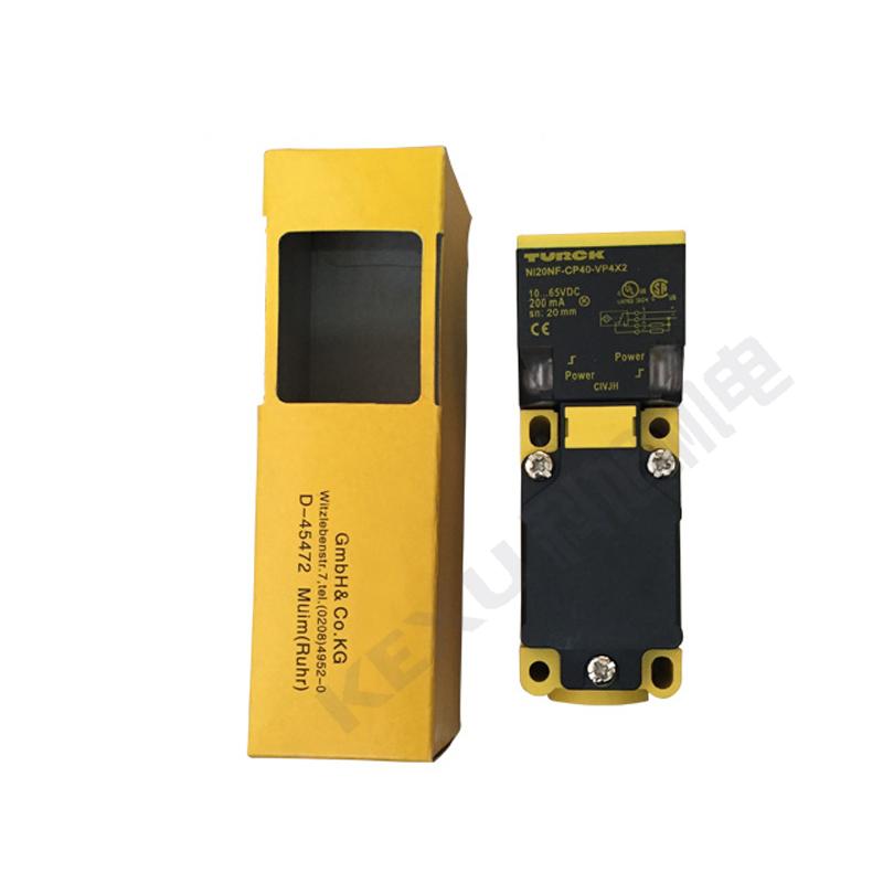 图尔克接近开关BI10-M30-RZ3X接近传感器 自动化控制开关 原装正品 产品类型3