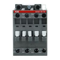 ABB交流接触器AX370-30-11-86*400-415V 瑞士原装正品!