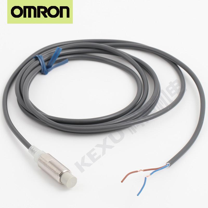 欧姆龙接近开关E2E-X10Y1-M1-Z接近传感器 原装正品 产品实拍2